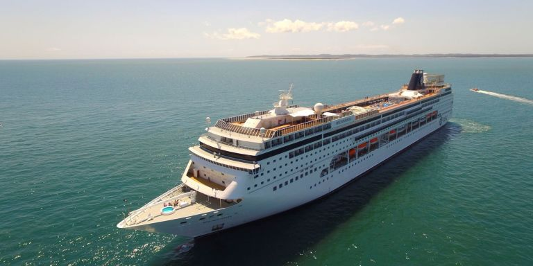 MSC SINFONIA - Jesensko krstarenje do grčkih otoka