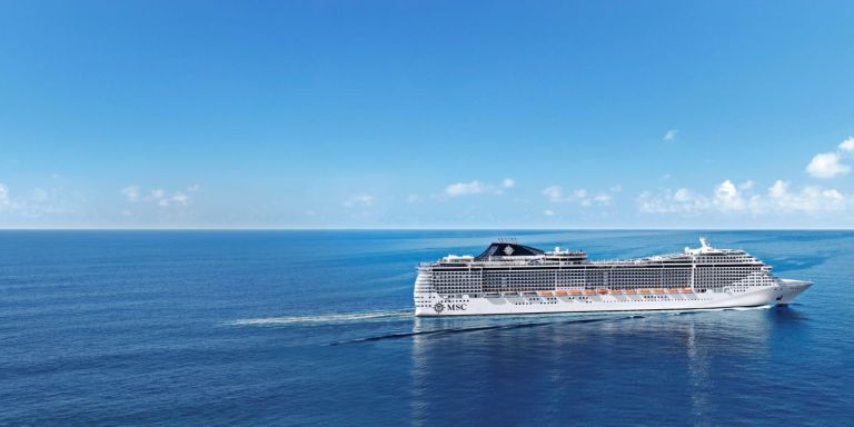 MSC FANTASIA - Jesensko krstarenje do Tunisa
