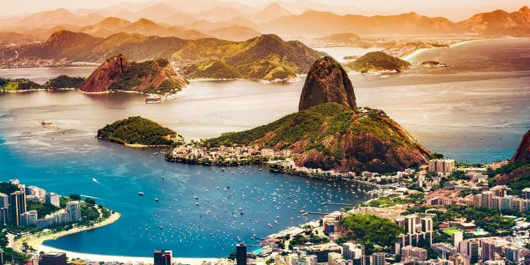 6 zemalja Južne Amerike