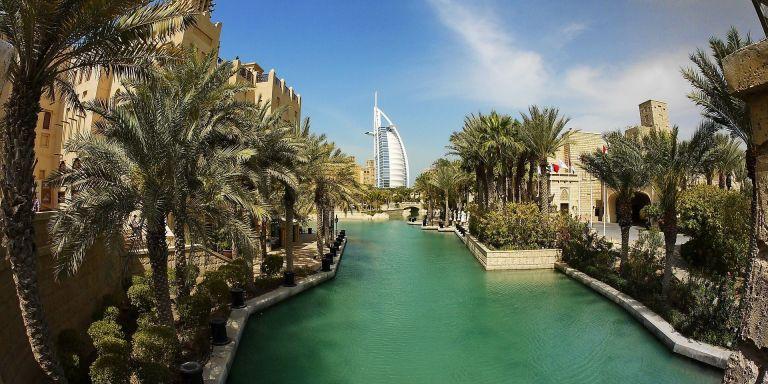 Dubai (via Istanbul)