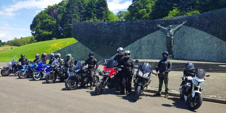 Moto tura - 2 dana po Hrvatskom Zagorju