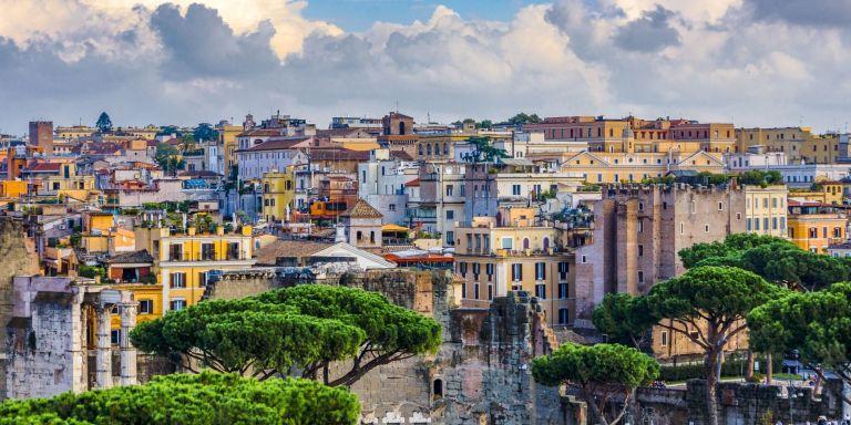 Rim - 4 dana zrakoplovom
