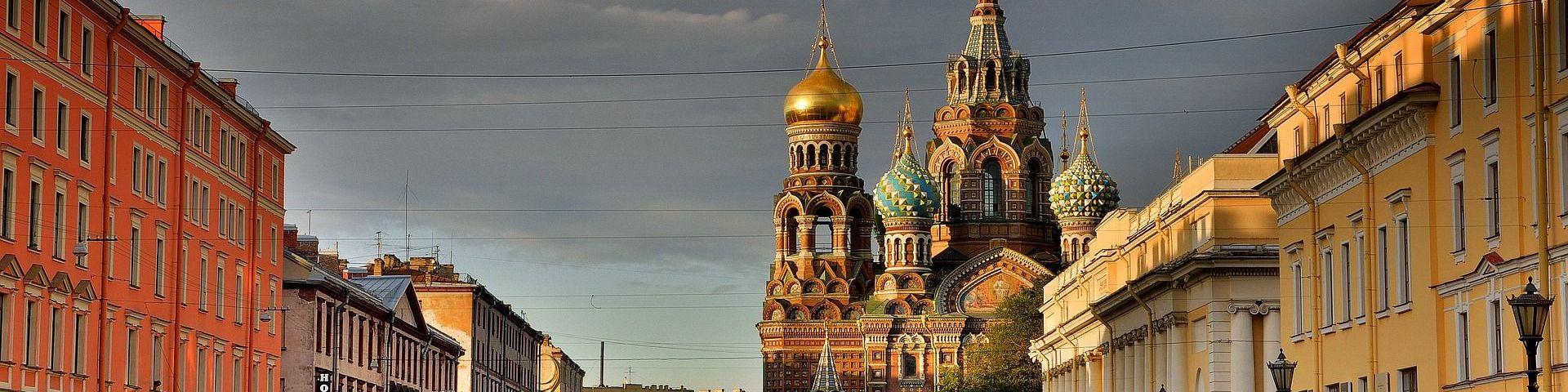 Sankt Peterburg Premium